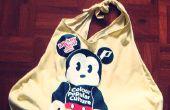 Mickey Mouse camiseta monedero