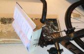 Sostenedor del libro bicicleta estacionaria
