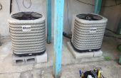 Cambiar Motor de ventilador condensador CA