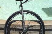 Monociclo manillares y frenos