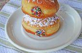 Donuts de chocolate Kreme inspirados en Dunkin '