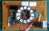 Calibración automática magnetómetro