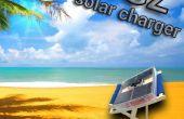 [SGZ] Cómo hacer un cargador solar ideal (tamaño bolsillo barato)