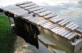 Construir su propia Marimba y envolver tus propios mazos!