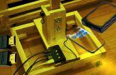 Soporte de Monitor ajustable para videografía