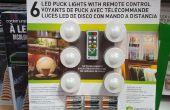 Conversión luz Puck, No más pilas de comer