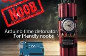 Tiempo de alta calidad bajo costo Arduino / smartphone detonador (o el interruptor de tiempo controlada): el 2016 super noob friendly manera!