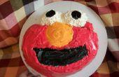 ¿Fácil hacer pastel de Elmo