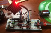 Controlador de matriz de Led Arduino 8 * 8 con registros de 2 * 74HC595 shift