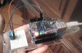 PARTE 1 - Arduino envía datos a la Web (PHP / MySQL / D3.js)