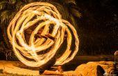 Episodio 4: Lana de acero - parte 1 - luz y fuego Poi