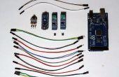 RS485 Comunicación Serial entre Arduino Mega y Arduino Nano con Visuino