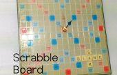 Personalizar el reloj de tablero de Scrabble