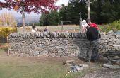 Trabajar con piedra natural.
