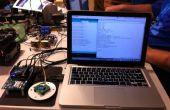 Sistema de monitor de AC con Edison de Intel (Intel IoT RoadShow Brasil)