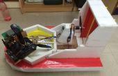 Aerodeslizador RC + 3D (ficheros .stl y .skp) impresión
