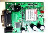 SIM900A la entretela con Arduino UNO y funcionamiento en simples comandos