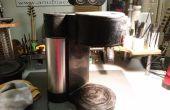 Limpiar correctamente 10 tazas cafetera Bunn NHBX-B