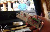 ¿Cómo controlar el TV funciona con entrada analógica y Arduino