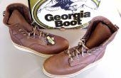 Convertir tus botas de trabajo cuero en grave deber botas
