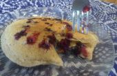 ¿Casa sola solo Blueberry Pancake