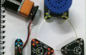 Circuito Motor controlado por luz Escribano