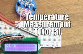 Tutorial de medición de temperatura (Parte1)