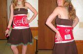 Traje de Coca-Cola