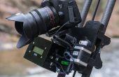 Impresos 3D, sistema de Control de movimiento de Time-lapse Modular ultraligero, 3 ejes
