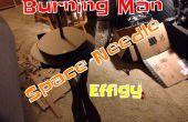 Construir una efigie de hombre ardiente - espacio aguja edición