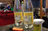 3 maneras de hacer agua resplandor!