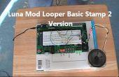 Luna del lazador Mod Basic Stamp2 versión