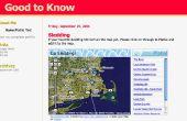 Poner un mapa Platial en su sitio de Internet