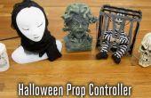 Controlar tus decoraciones de Halloween con Arduino