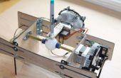 Corte del laser SphereBot