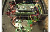 Simple Arduino Bluetooth Cybot en el movimiento y Appplication Android (actualizado)