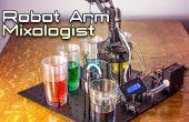 Arduino Robot brazo mezclador
