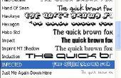 Cómo descargar el texto en los programas de MS