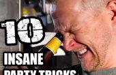 Top 10 trucos fiestas 2014 - Mega-colaboración de YouTube
