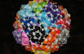 Origami modular: Poliedros de Sonobe