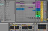 Cómo crear una canción usando Ableton