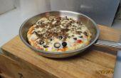 Cocina Pizza superior