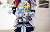 Corazón Kreuz armadura de erza Scarlet: pieza de pecho