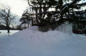 Cómo hacer una épica, climatizada snowfort