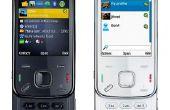 Celular copia Nokia N86 alta