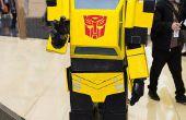 """Cómo hacer un Transformers: """"Abejorro"""" traje"""