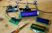 Kit de Arduino pantalla alfanumérica: Tutorial de montaje