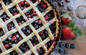 Triple Berry tarta