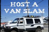 Cómo organizar un golpe de Van