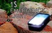 La última luz de emergencia de $ 1